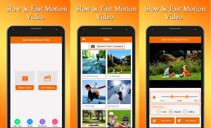 Best Slow Motion Apps [fast slow motion video tool]