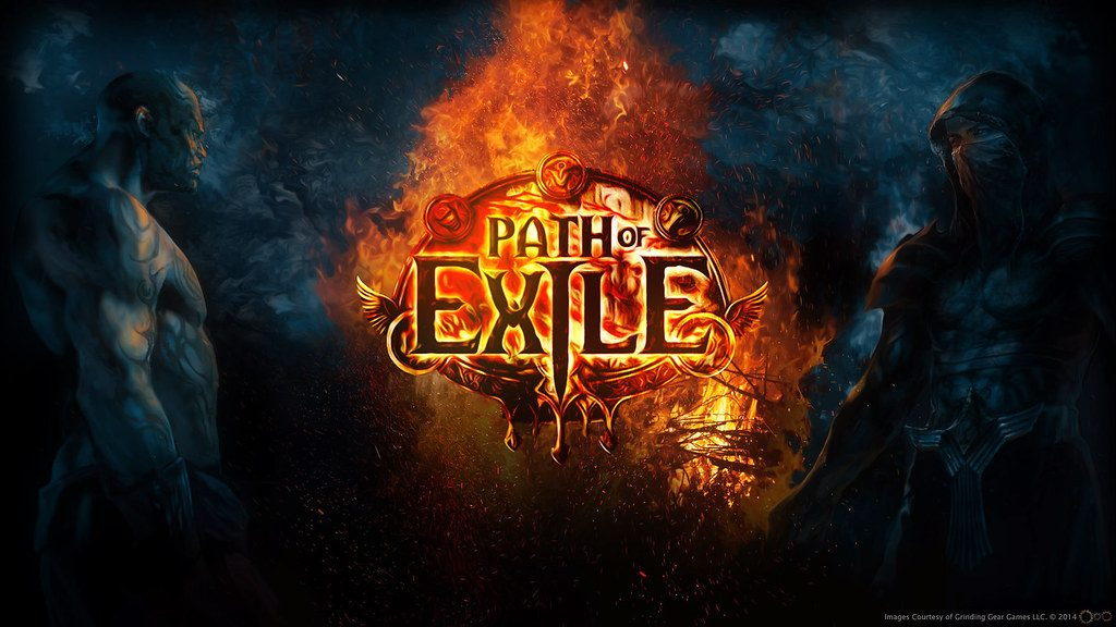 Games Like Diablo-Path of Exile